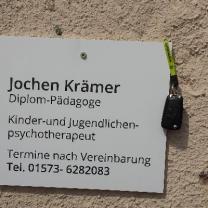 Krämer  Jochen  - Psychologe in 34466 Wolfhagen
