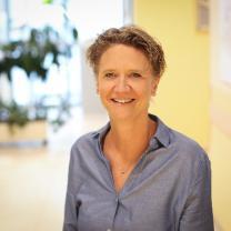 Christine Schenk - Psychologin