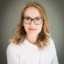 Kateryna Prokhorova - Psychologin